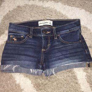 Abercrombie Kids Shorts.